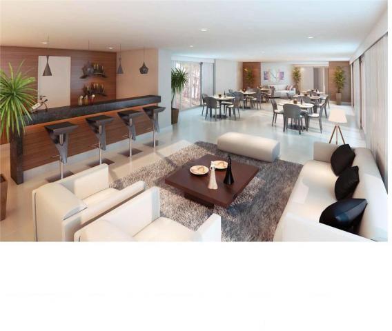 Apartamento residencial à venda com 04 suítes, meireles, fortaleza. - Foto 3