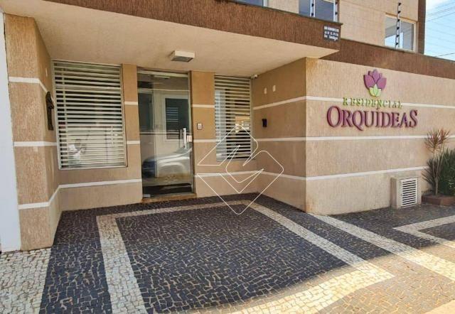 Apartamento com 3 dormitórios à venda, 91 m² por R$ 375.000 - Residencial Orquídeas - Resi - Foto 2