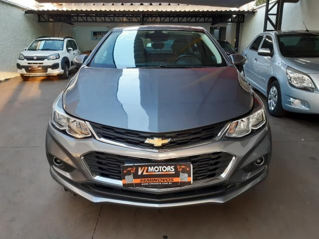Chevrolet Cruze 1.4 TURBO LT 16V FLEX 4P AUTOMATICO  - Foto 5