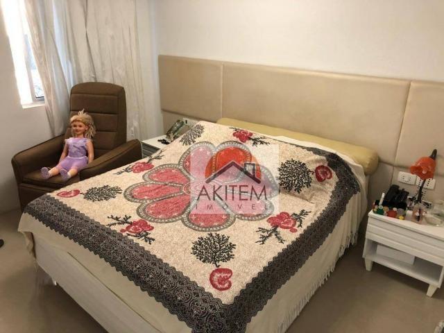 Apartamento na Beira Mar com 4 dormitórios à venda, 146 m² por R$ 620.000 - Casa Caiada -  - Foto 18