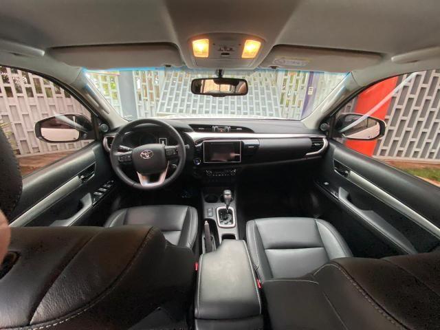 Toyota Hilux CD SRV 4x4 Diesel - Foto 6