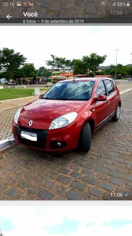 Carro Renault Sandero expression 1.6 8v - Foto 4