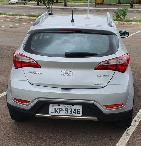 Hyundai HB20X 13/14 1.6 automático de única dona! - Foto 7