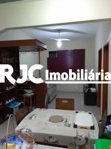 Apartamento à venda com 1 dormitórios em Tijuca, Rio de janeiro cod:MBAP10853