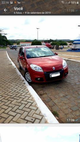 Carro Renault Sandero expression 1.6 8v - Foto 2