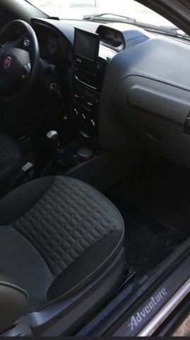 Fiat Strada Adventure 1.8 Locker Flex CD cabine dupla - Foto 11