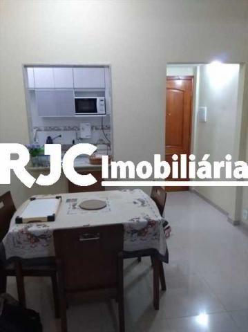 Apartamento à venda com 1 dormitórios em Tijuca, Rio de janeiro cod:MBAP10853 - Foto 2
