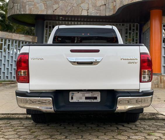 Toyota Hilux CD SRV 4x4 Diesel - Foto 2