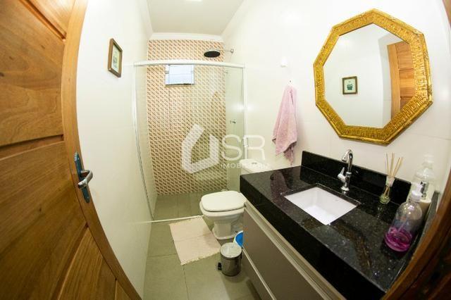 Casa mobiliada no condomínio Alberto Jaquier, com 03 suítes - Foto 4
