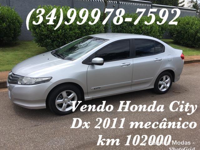 Veículo Honda City DX 2011 - Foto 5