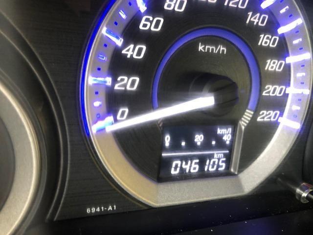 City LX 2014/2014, automático, couro, 46.000km, pneus novos, revisado - Foto 5