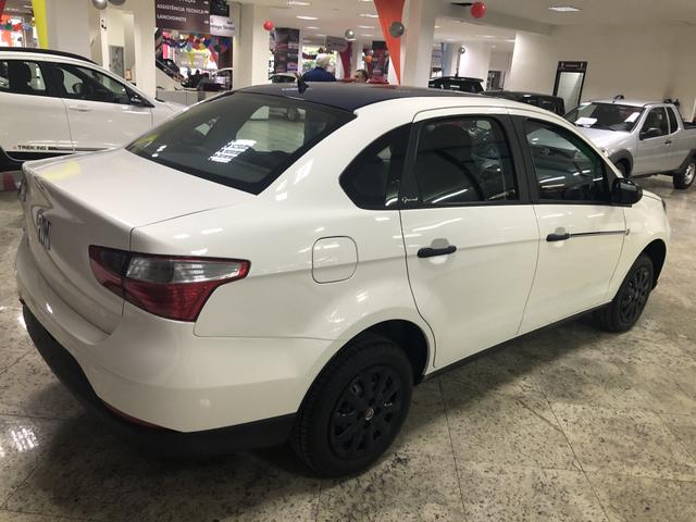 Fiat Grand Siena Attractive 1.0 2020/2020 - Foto 5