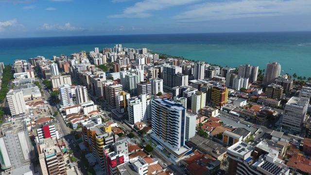Ponta Verde, 133m2, 03 suítes e 03 vgs de garagem** entrada de 10% - Foto 2