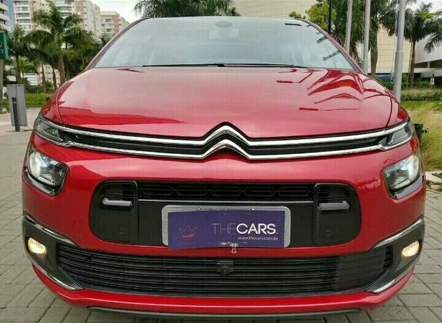 Citroën c4 picasso no boleto sem juros