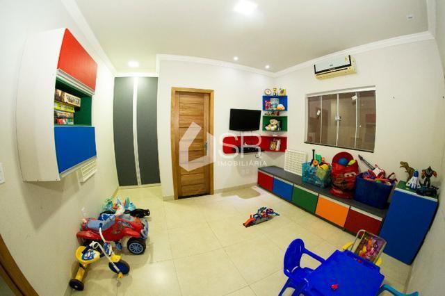 Casa mobiliada no condomínio Alberto Jaquier, com 03 suítes - Foto 13