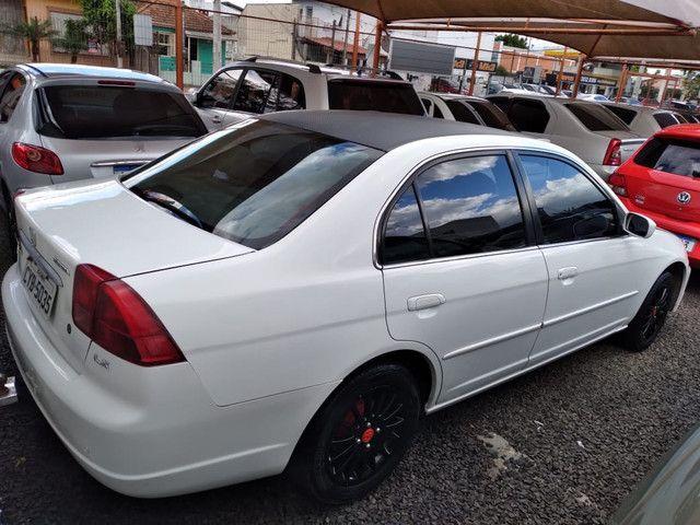 Honda Civic 1.7  - Foto 4