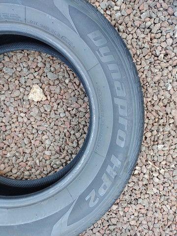 Vendo 2 pneus 235/65/17 (Dourados MS) - Foto 2