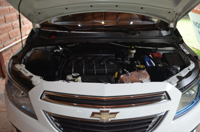 Chevrolet Onix 1.4 Ltz (parcelamos) - Foto 8
