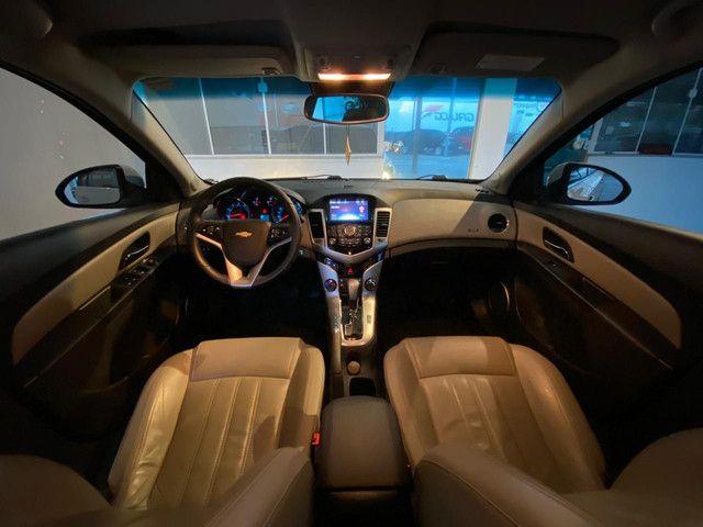 Chevrolet Cruze 1.8 LTZ 2014 Impecável - Foto 12