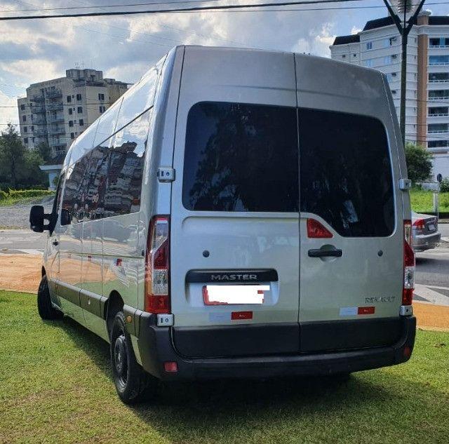 Renault Master Van 16 lugares - Foto 5