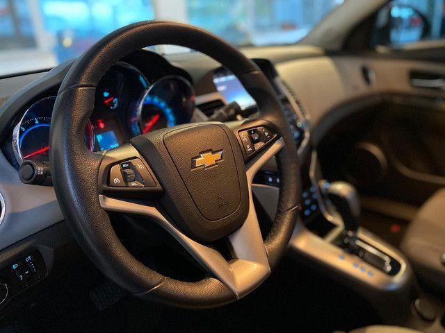 Chevrolet Cruze 1.8 LTZ 2014 Impecável - Foto 9