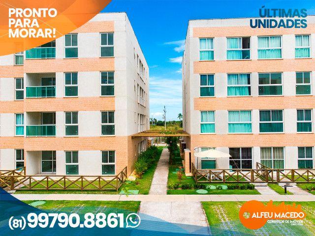 Apartamento de 1 quarto no Muro Alto Condomínio Clube em Porto de Galinhas - Foto 13
