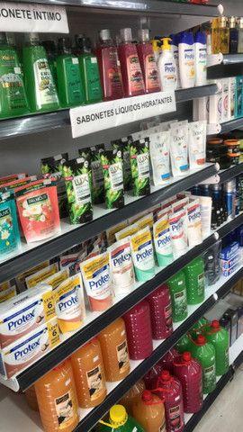 Ótima Loja De Produtos De Limpeza e Cosméticos Loja Estocada Mov R$60 Mil - Foto 6