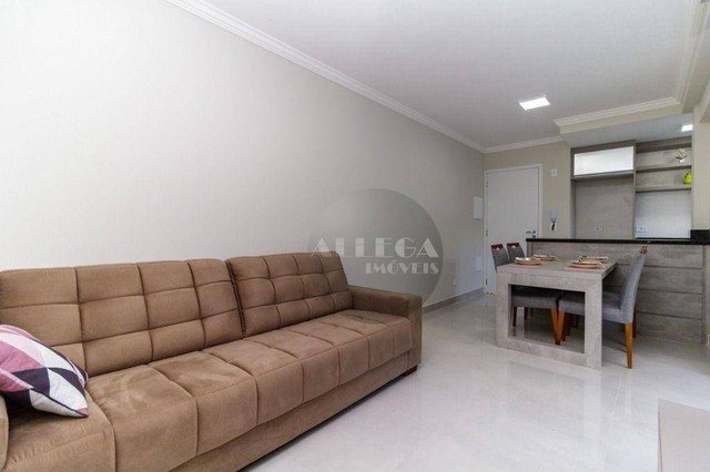 Apartamento Garden com 2 dormitórios à venda, 59 m² por R$ 427.000,00 - Fanny - Curitiba/P - Foto 11