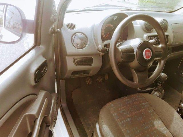 Fiat Fiorino Furgão 1.4 Flex Branco Basico Km Baixa Tem Basica e Completa - Foto 3