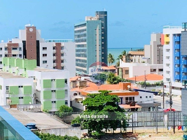 Aluga ótimo apto, 2 suítes, posição sul, por R$ 2.400 Cabo Branco ? João Pessoa/PB - Foto 8