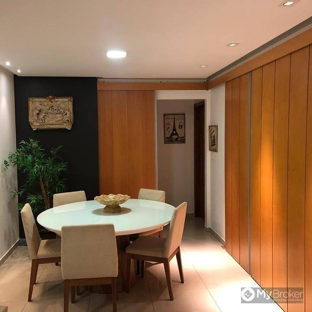 Apartamento com 4 dormitórios à venda, 120 m² por R$ 800.000,00 - Setor Nova Suiça - Goiân