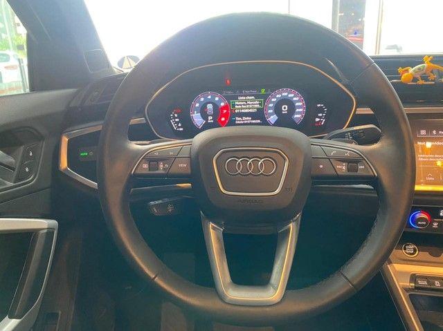 Audi Q3 2021, 1.4 35 TFSI BLACK S LINE S TRONIC, apenas 3.000 km, configuração exclusiva  - Foto 12