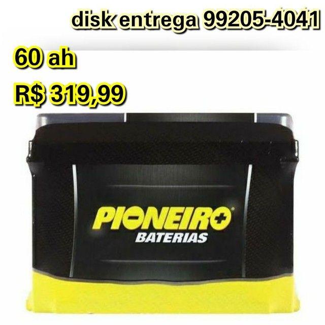 Baterias pioneiro (Império  da bateria )