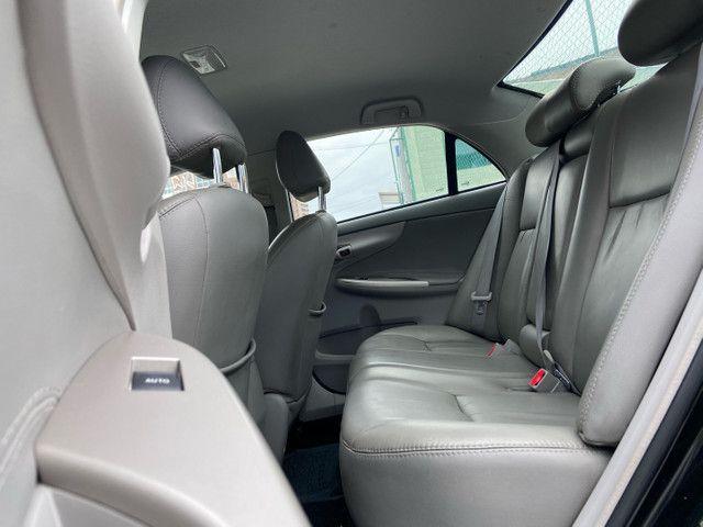 Corolla GLI 1.8 Flex 16V Aut 2011 BLINDADO - Foto 13