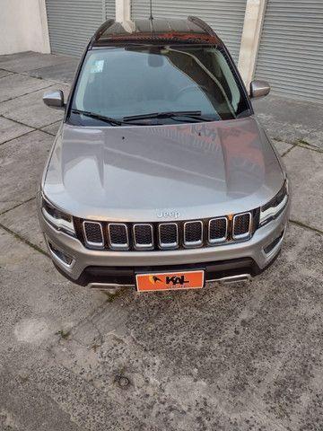 Jeep Compass 2.0 Limited 4x4 Diesel Automático - Foto 2