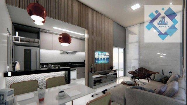 Casa com 3 dormitórios à venda, 98 m² por R$ 340.000 - Parnamirim - Eusébio/CE - Foto 4