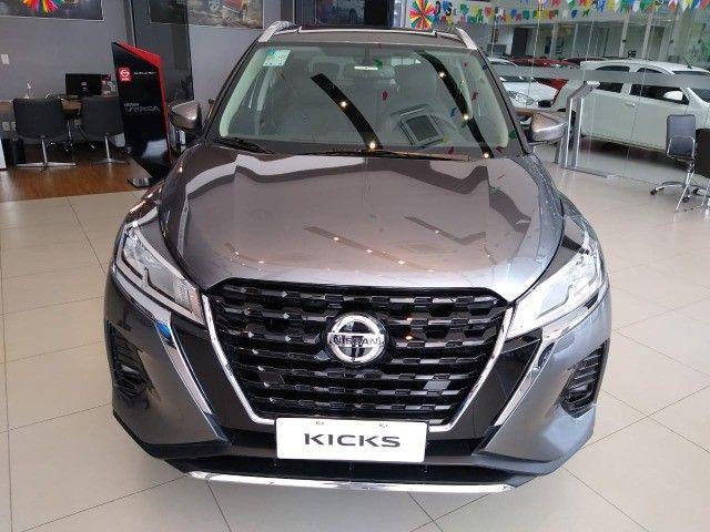 Nissan Kicks Advance CVT 2021/ 2022 - Foto 2