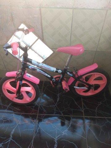 Carrinho e bicicleta infantil  - Foto 3