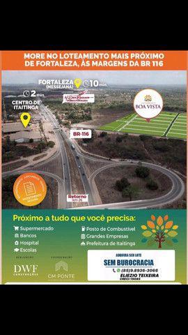 Loteamento Boa Vista (Itaitinga) - O seu futuro começa aqui!