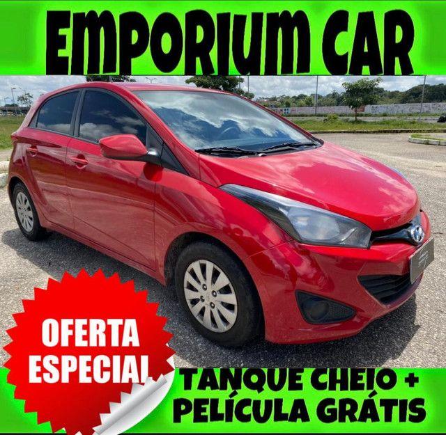OFERTA RELÂMPAGO!!! HYUNDAI HB20 1.6 AUTOMÁTICO ANO 2015 COM MIL DE ENTRADA