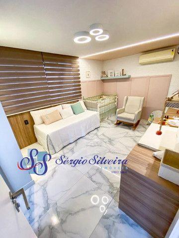 Casa no Alphaville Fortaleza mobiliada e climatizada, com piscina privativa, alto padrão - Foto 10