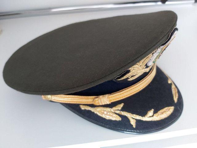 Quepe do exército- Verde com símbolo  - Foto 2