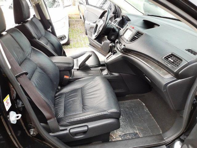 Honda CR-V EXL 4WD 2.0 Flex Top de Linha Impecável!!! - Foto 11