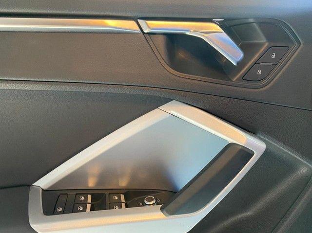 Audi Q3 2021, 1.4 35 TFSI BLACK S LINE S TRONIC, apenas 3.000 km, configuração exclusiva  - Foto 18