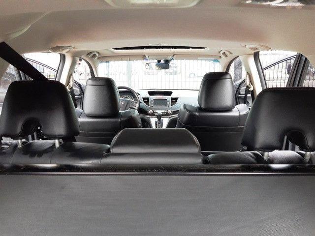Honda CR-V EXL 4WD 2.0 Flex Top de Linha Impecável!!! - Foto 14