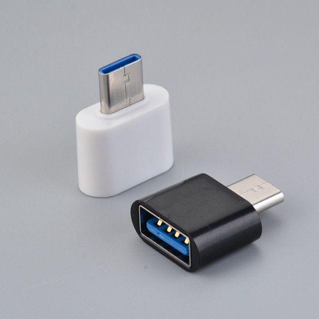 Conversor Tipo-C para USB OTG