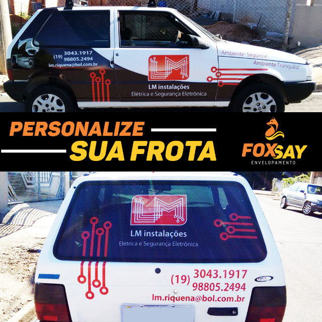Personaliação de Veículo - Foto 6