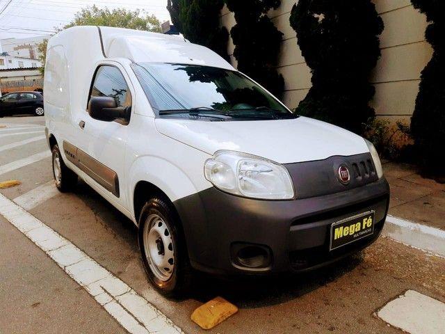 Fiat Fiorino Furgão 1.4 Flex Branco Basico Km Baixa Tem Basica e Completa - Foto 5