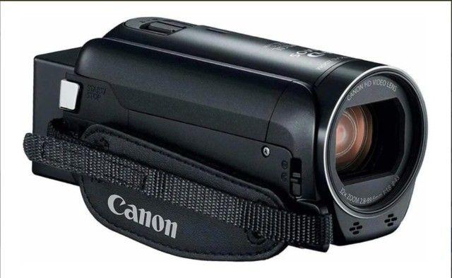 Câmera  semiprofissional Canon Vixia HF R800 Full HD  - Foto 2