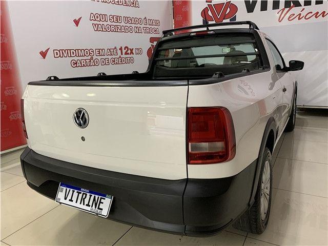 Volkswagen Saveiro 2021 1.6 msi robust cs 8v flex 2p manual - Foto 7
